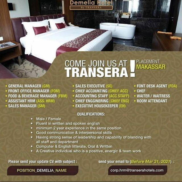 Demelia Hotel Makassar